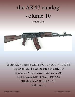 Image for the AK47 catalog volume 10