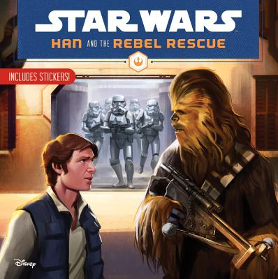 Image for Star Wars Han and the Rebel Rescue