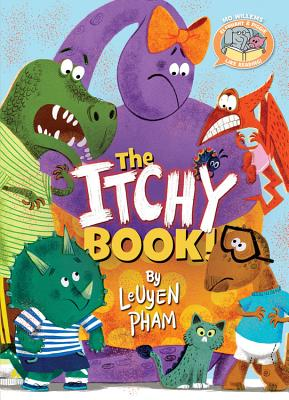 Image for ITCHY BOOK! (ELEPHANT & PIGGIE LIKE READING!)