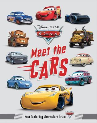 Meet the Cars, Disney Book Group