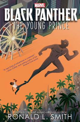 Image for BLACK PANTHER: THE YOUNG PRINCE