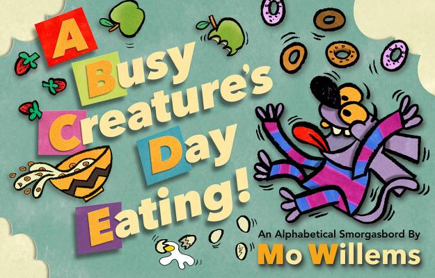 Image for A Busy Creature's Day Eating