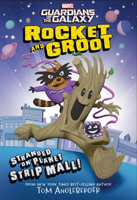 Image for Rocket and Groot: Stranded on Planet Strip Mall!