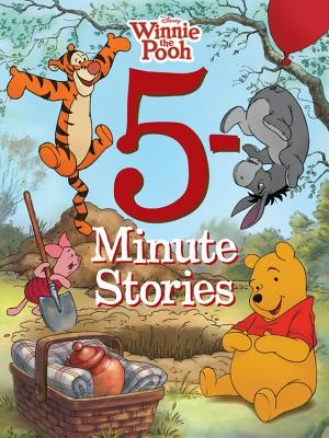Image for 5-Minute Winnie the Pooh Stories (5-Minute Stories)