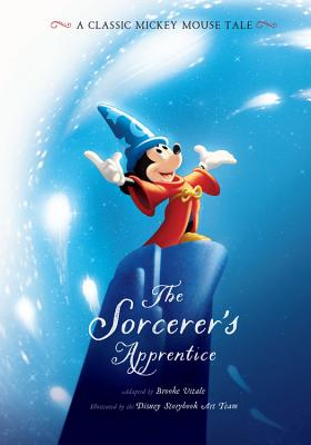 Image for The Sorcerer's Apprentice: A Classic Mickey Mouse Tale