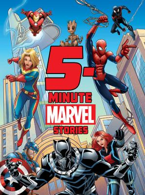 Image for 5-MINUTE MARVEL STORIES