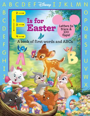 Image for E IS FOR EASTER: A BOOK OF FIRST WORDS AND ABCS (DISNEY)