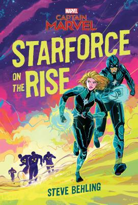 Image for Captain Marvel: Starforce on the Rise