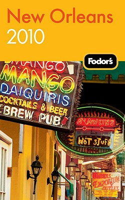 Image for Fodor's New Orleans 2010 (Travel Guide)