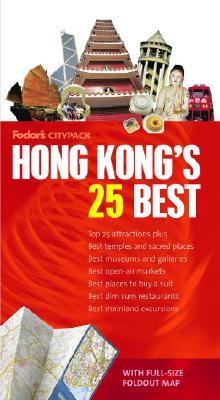 Image for Fodor's Citypack Hong Kong's 25 Best