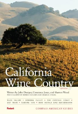 Image for Compass American Guides: California Wine Country, 5th Edition (Full-color Travel Guide)