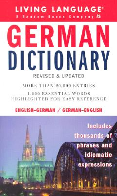 Image for German Dictionary (Complete Basic Courses)