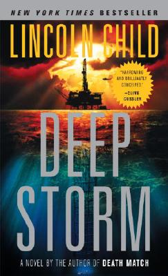 Deep Storm, LINCOLN CHILD