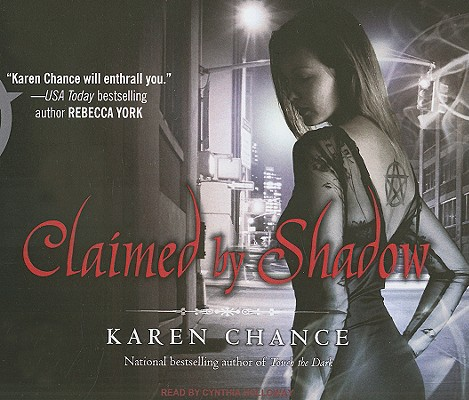 Image for Claimed by Shadow (Cassandra Palmer)
