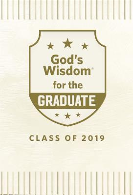 Image for God's Wisdom for the Graduate: Class of 2019 - White: New King James Version