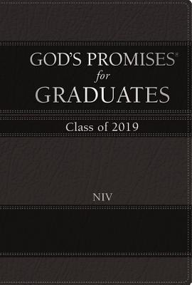 Image for God's Promises for Graduates: Class of 2019 - Black NIV: New International Version