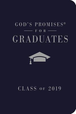 Image for God's Promises for Graduates: Class of 2019 - Navy NKJV: New King James Version