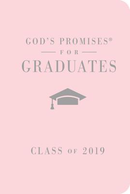 Image for God's Promises for Graduates: Class of 2019 - Pink NKJV: New King James Version