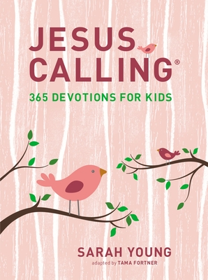 Image for Jesus Calling: 365 Devotions for Kids (Girls Edition)