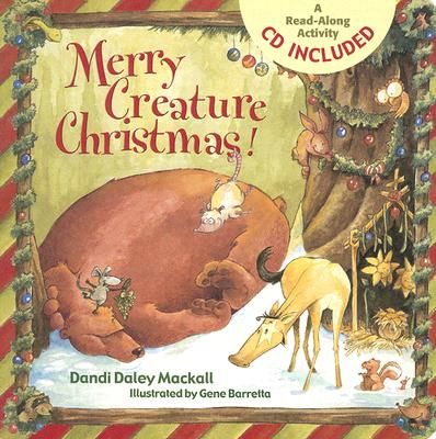 Image for MERRY CREATURE CHRISTMAS