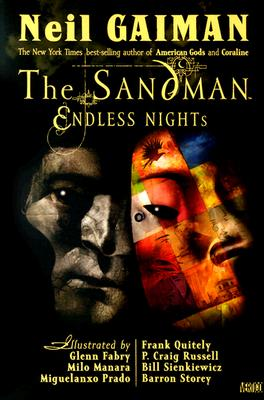 Image for THE SANDMAN: ENDLESS NIGHTS (signed)
