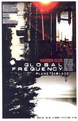 Image for Global Frequency: Planet Ablaze