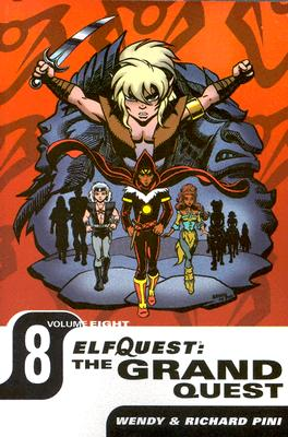Image for ELFQUEST : THE GRAND QUEST VOL 8