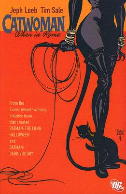 Catwoman: When in Rome (Batman), Jeph Loeb