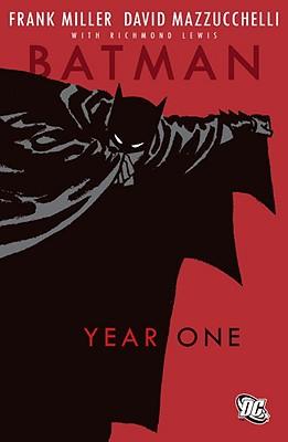 BATMAN: YEAR ONE, MILLER, FRANK