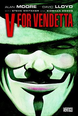 """V for Vendetta, """"Moore, Alan"""""""