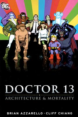 Image for Doctor 13: Architecture and Mortality