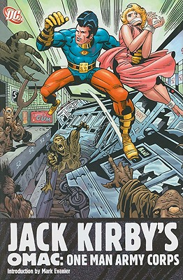 Image for Jack Kirby's O.M.A.C.