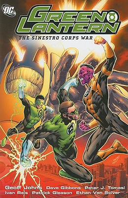 Image for Green Lantern: The Sinestro Corps War Volume Two