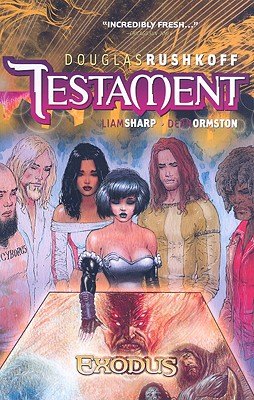 Testament VOL 04: Exodus, Rushkoff, Douglas