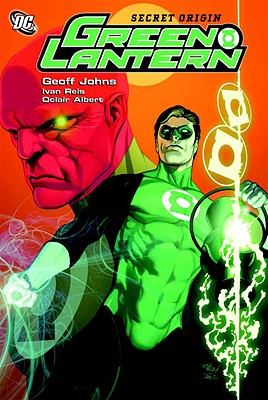 Image for Green Lantern: Secret Origin