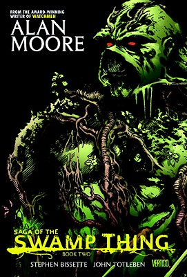 Image for Saga of the Swamp Thing, Book 2