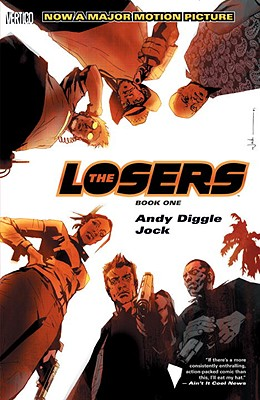 The Losers (Book One), Andy Diggle