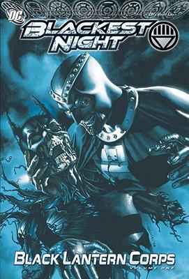 Image for Blackest Night: Black Lantern Corps Volume One