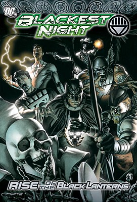 Image for Blackest Night: Rise of the Black Lanterns