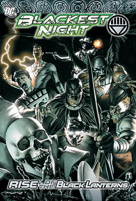 Image for Blackest Night Rise Of The Black Lanterns TP