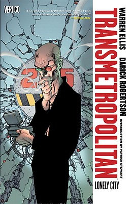 Transmetropolitan Vol. 5: Lonely City (New Edition), Warren Ellis
