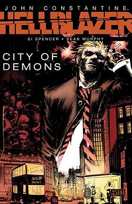 John Constantine: Hellblazer - City of Demons, Spencer, Si;  Murphy Sean