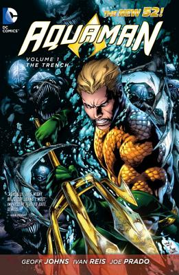 Image for Aquaman Vol. 1: The Trench (The New 52)