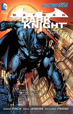 Image for Batman: The Dark Knight, Vol. 1 - Knight Terrors (The New 52) (Batman The Dark Knight: The New 52)