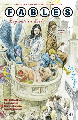 Fables: Legends in Exile, Vol. 1, Willingham, Bill; Jean, James [Illustrator]; Maleev, Alex [Illustrator];