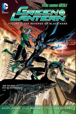 Image for Green Lantern Volume 2: The Revenge of Black Hand