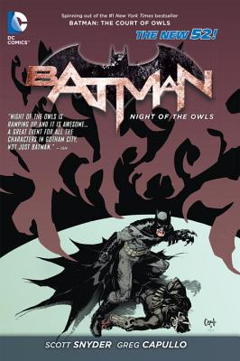 Image for Batman: Night of the Owls (The New 52)