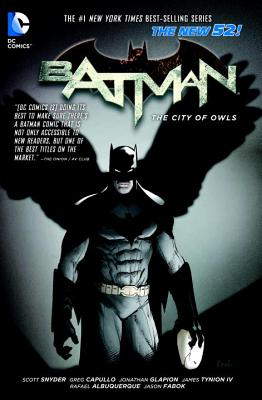 Image for Batman Vol. 2: The City of Owls (The New 52)