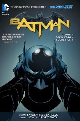 Image for Batman, Vol. 4: Zero Year - Secret City