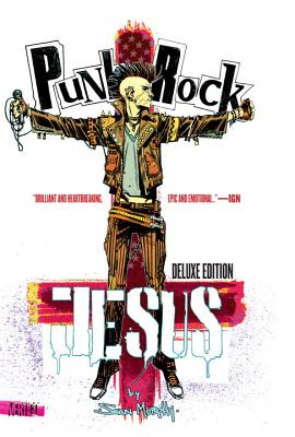 Image for PUNK ROCK JESUS, DELUXE EDITION